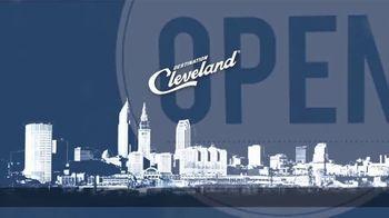 Destination Cleveland TV Spot, 'NBC 5: We're Open' - Thumbnail 8