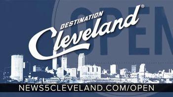 Destination Cleveland TV Spot, 'NBC 5: We're Open' - Thumbnail 9