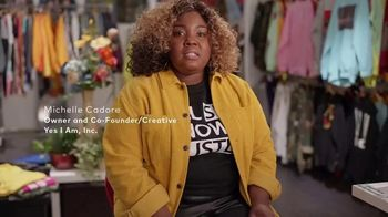 Mastercard TV Spot, 'Support Her Business: Yes I Am' Featuring Jennifer Hudson - 136 commercial airings