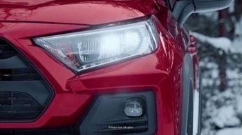 2021 Toyota RAV4 TV Spot, 'Dear Road Rivals: Sorry Not Sorry' [T2] - Thumbnail 2
