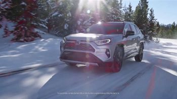 2021 Toyota RAV4 TV Spot, 'Dear Road Rivals: Sorry Not Sorry' [T2] - Thumbnail 3