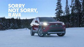 2021 Toyota RAV4 TV Spot, 'Dear Road Rivals: Sorry Not Sorry' [T2] - Thumbnail 7
