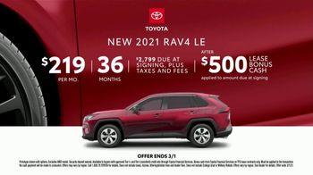 2021 Toyota RAV4 TV Spot, 'Dear Road Rivals: Sorry Not Sorry' [T2] - Thumbnail 8