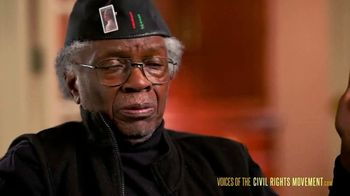 Voices of the Civil Rights Movement TV Spot, 'Lived Up' - Thumbnail 6