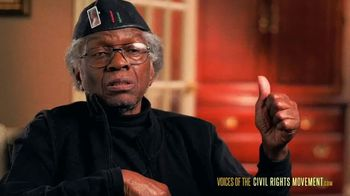 Voices of the Civil Rights Movement TV Spot, 'Lived Up' - Thumbnail 8