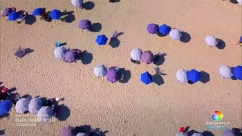 Discovery+ TV Spot, 'Beach Cabana Royale' - Thumbnail 1
