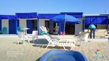 Discovery+ TV Spot, 'Beach Cabana Royale' - Thumbnail 4