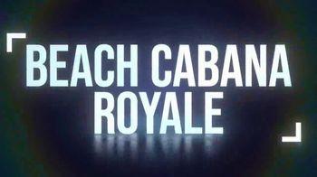 Discovery+ TV Spot, 'Beach Cabana Royale' - Thumbnail 6