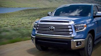 Toyota TV Spot, 'Capability and Durability' [T2] - Thumbnail 1