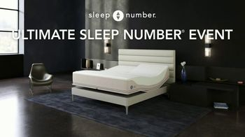 Ultimate Sleep Number Event TV Spot, 'Weekend Special: Save up to $800 and 24 Months Interest' - Thumbnail 1