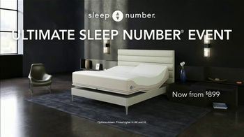 Ultimate Sleep Number Event TV Spot, 'Snoring: Weekend Special: 50%' - Thumbnail 2