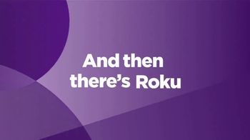 Roku TV Spot, 'More Than TV'