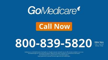 GoMedicare TV Spot, 'Attention: More Benefits: 2021' - Thumbnail 9