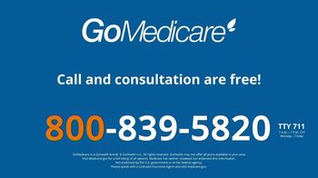 GoMedicare TV Spot, 'Attention: More Benefits: 2021' - Thumbnail 7