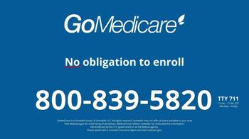 GoMedicare TV Spot, 'Attention: More Benefits: 2021' - Thumbnail 8