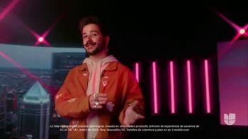 T-Mobile 5G TV Spot, 'Premio Lo Nuestro: mi tribu' con Camilo [Spanish] - Thumbnail 2