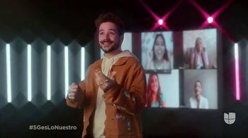 T-Mobile 5G TV Spot, 'Premio Lo Nuestro: mi tribu' con Camilo [Spanish] - Thumbnail 5
