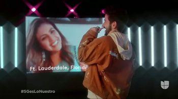 T-Mobile 5G TV Spot, 'Premio Lo Nuestro: mi tribu' con Camilo [Spanish] - Thumbnail 6