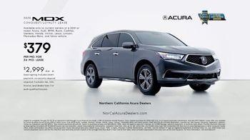2020 Acura MDX TV Spot, 'Less Drama, More Action' [T2] - Thumbnail 8