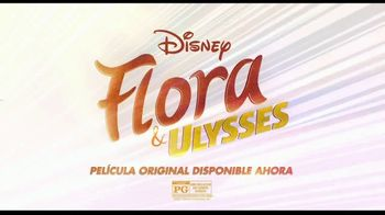 Disney+ TV Spot, 'Flora & Ulysses' [Spanish] - Thumbnail 8