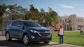 2021 Chevrolet Equinox TV Spot, 'Lo más importante' [Spanish] [T2] - Thumbnail 2