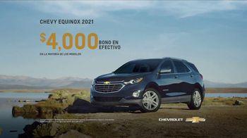2021 Chevrolet Equinox TV Spot, 'Lo más importante' [Spanish] [T2] - Thumbnail 5