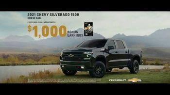 2021 Chevrolet Silverado Trail Boss TV Spot, 'Last Thing' [T2] - Thumbnail 7