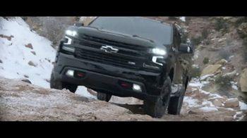 2021 Chevrolet Silverado Trail Boss TV Spot, 'Last Thing' [T2] - Thumbnail 3