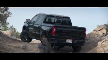 2021 Chevrolet Silverado Trail Boss TV Spot, 'Last Thing' [T2] - Thumbnail 4