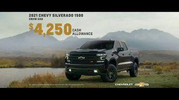 2021 Chevrolet Silverado Trail Boss TV Spot, 'Last Thing' [T2] - Thumbnail 6