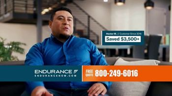 Endurance Direct TV Spot, 'Clients: Kerri, Gene and Hector' - Thumbnail 6