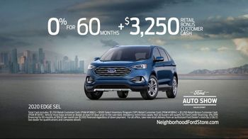 Ford Auto Show Sales Event TV Spot, 'The Future Moves Forward' [T2] - Thumbnail 8