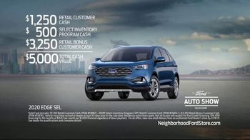 Ford Auto Show Sales Event TV Spot, 'The Future Moves Forward' [T2] - Thumbnail 7