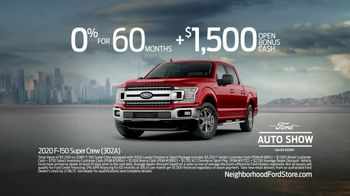 Ford Auto Show Sales Event TV Spot, 'Out Work the Workhorse' [T2] - Thumbnail 10