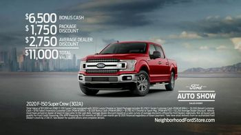 Ford Auto Show Sales Event TV Spot, 'Out Work the Workhorse' [T2] - Thumbnail 9