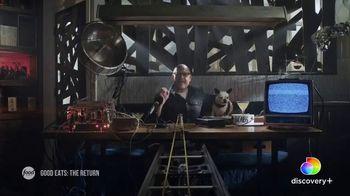 Discovery+ TV Spot, 'Good Eats: The Return' - Thumbnail 1