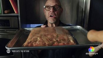 Discovery+ TV Spot, 'Good Eats: The Return' - Thumbnail 2