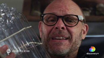 Discovery+ TV Spot, 'Good Eats: The Return' - Thumbnail 3