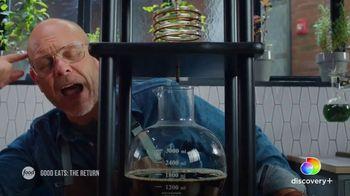 Discovery+ TV Spot, 'Good Eats: The Return' - Thumbnail 4