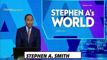 ESPN+ TV Spot, 'Stephen A's World' - Thumbnail 2