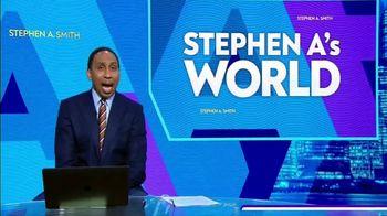 ESPN+ TV Spot, 'Stephen A's World' - Thumbnail 4
