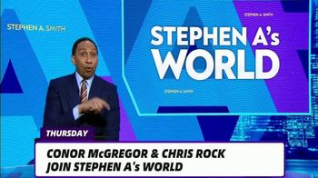 ESPN+ TV Spot, 'Stephen A's World' - Thumbnail 5