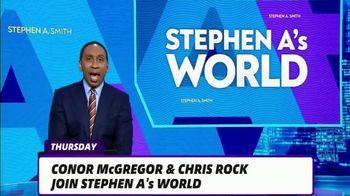 ESPN+ TV Spot, 'Stephen A's World' - Thumbnail 6