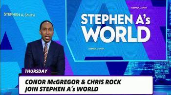 ESPN+ TV Spot, 'Stephen A's World' - Thumbnail 8