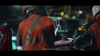 2021 Chevrolet Silverado TV Spot, 'Just Better: Home Sweet Home' [T2] - Thumbnail 2