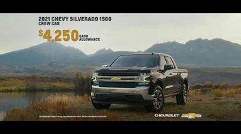 2021 Chevrolet Silverado TV Spot, 'Just Better: Home Sweet Home' [T2] - Thumbnail 5