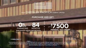 Chrysler Presidents Day Event TV Spot, 'Your Whole World' [T2]
