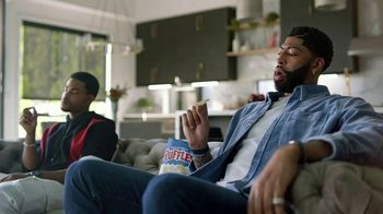 Ruffles TV Spot, 'Ruffles Without Ridges: T-Pain and Coach' Featuring Anthony Davis, King Bach, T-Pain