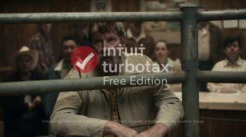 TurboTax Free Edition TV Spot, 'Auctioneer' - Thumbnail 10