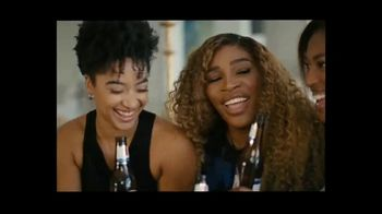 Michelob ULTRA TV Spot, 'Joy' Featuring Serena Williams, Song by A Tribe Called Quest - Thumbnail 6